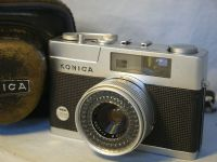 '  EE Matic S ' Konica EE Matic S Rangefinder Vintage Camera Cased £14.99
